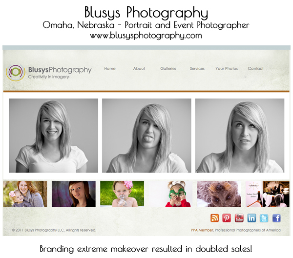 smugmug wordpress customization blusys photography 8 Steps to Improve Your Photography Website