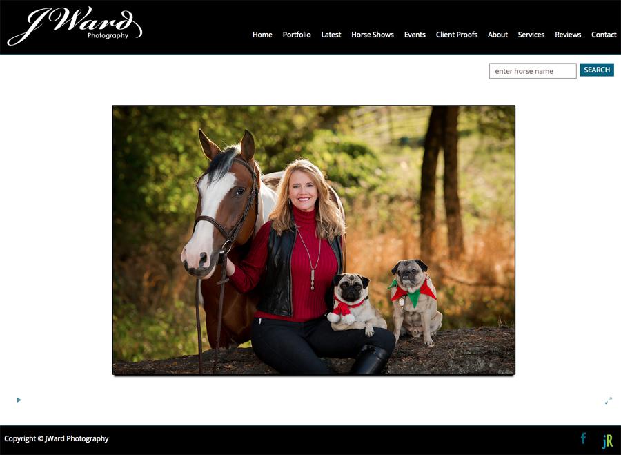 new-SmugMug-Customization-Julie-Ward-Photography-Oregon-Equine-Event-Portrait-Photography