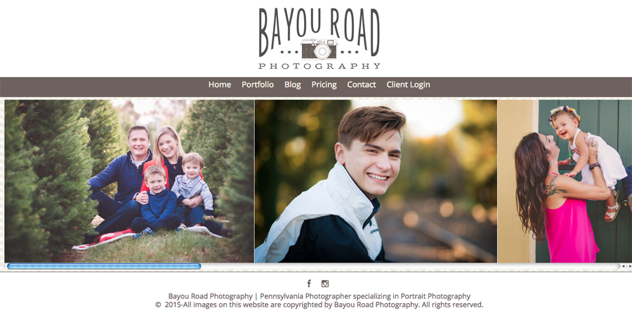 Bayou Road Photography