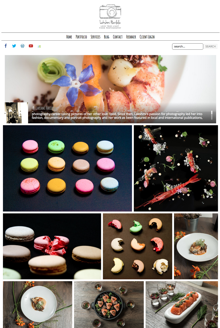 Love True Light Photography from Hong Kong Specializing in Food, Commercial and Portrait Photography