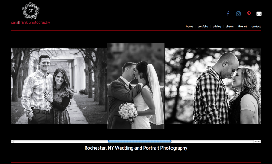 Sara Frank Photography from New York specializing in Portrait and Wedding Photography